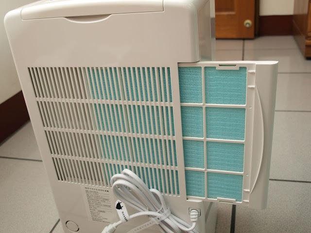 3M 除濕輪式空氣清淨除濕機 濾網