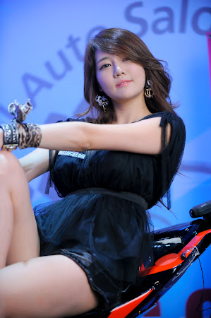 Han Ga Eun, Seoul Auto Salon 2011 (2) - 09