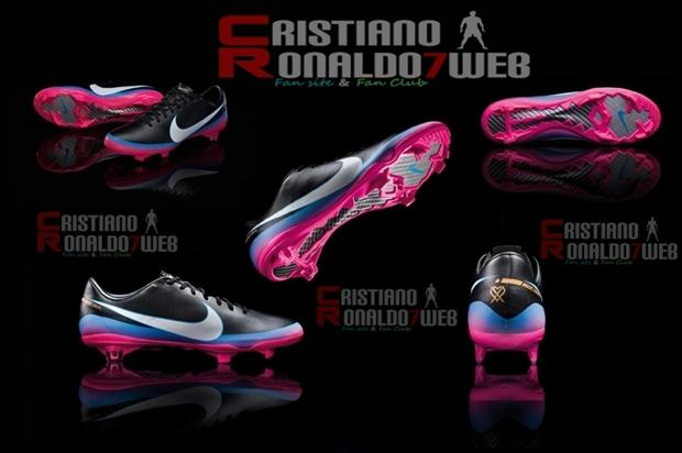 ... Ronaldo 7 Web | Fan Site: A nova chuteira de Cristiano Ronaldo
