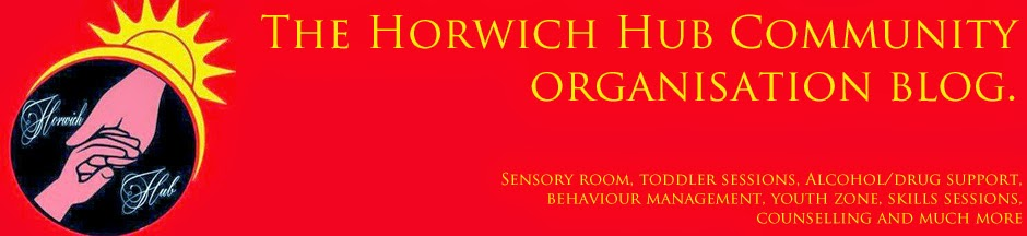 The Horwich Hub Community Organisation Blog.