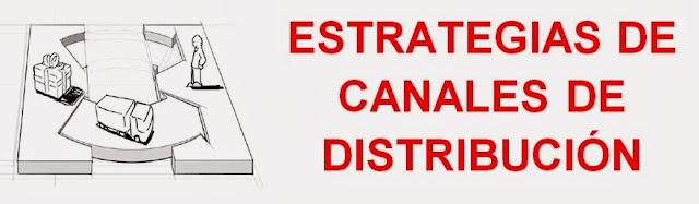 Estrategias de Canales de Distribución
