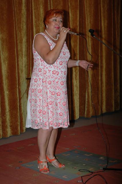певица Светлана Рыжова