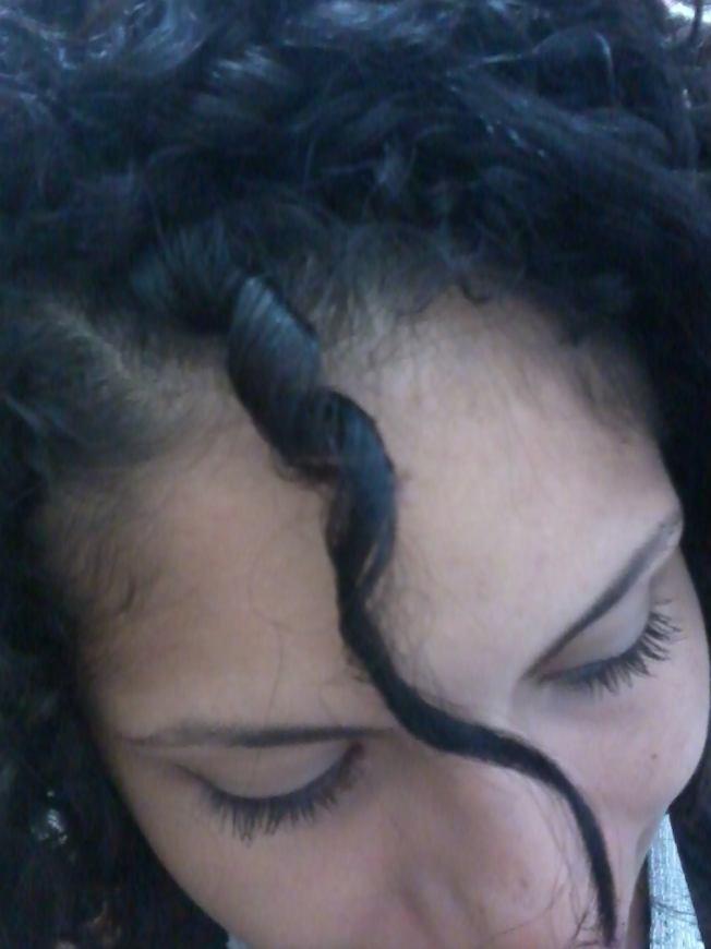 terceiro mes de transição capilar, blog kahena kevya, kahena kevya, transição capilar, voltando aos cachos, cachos, cabelo cacheado,