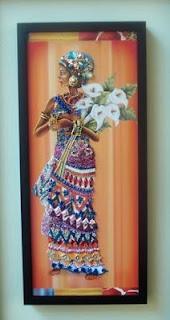 Helena Crepaldi Art Cor Atelier Negras Africanas Em Decoupage D