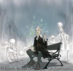Cuento para Adultos Ilustrado por ©Gema García Ingelmo. ¡Haz clic en la imagen y entra en su Magia!