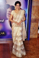 Sridevi-saree-yash-chopra-memorial-award