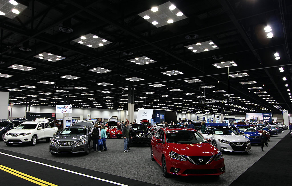AroundIndycom Blog December - Car show in indianapolis this weekend