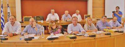 ΠΕΡΙΦΕΡΕΙΑ ΣΤΕΡΕΑΣ ΕΛΛΑΔΑΣ: Τακτική Συνεδρίαση με αποφάσεις και προτάσεις του Περιφερειάρχη για την διατήρηση της Περιφερειακής Διεύθυνσης του ΟΑΕΕ στη Λαμία