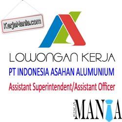 Lowongan Kerja BUMN INALUM PT Indonesia Asahan Aluminium