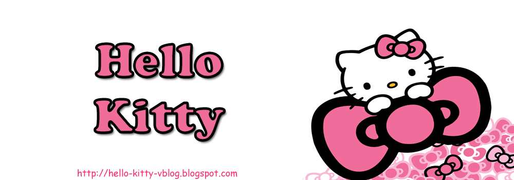 Hello Kitty | Cartoon | Movie | Download | Wallpaper | Poster | Animation | V-Blog