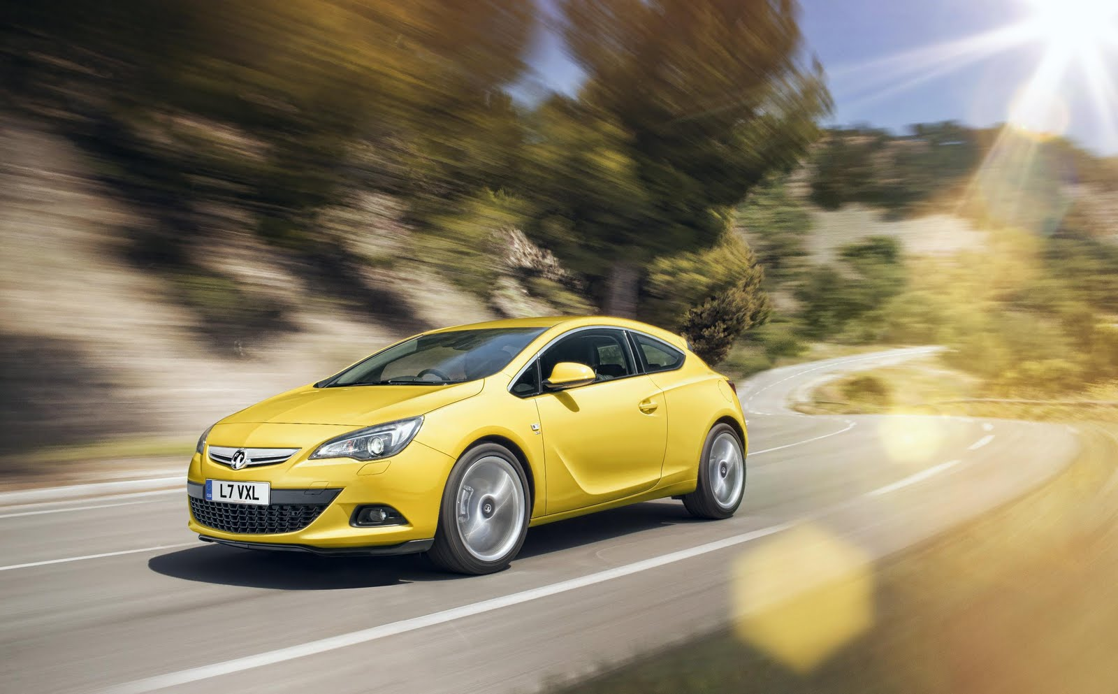 Vauxhall's Astra GTC will make
