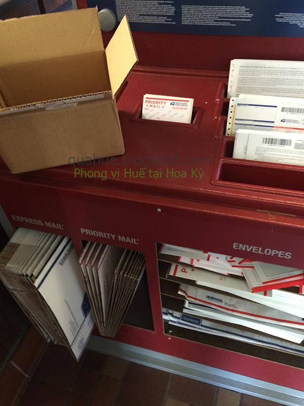 Gửi thư qua bưu điện đi Hong Kong   DHL