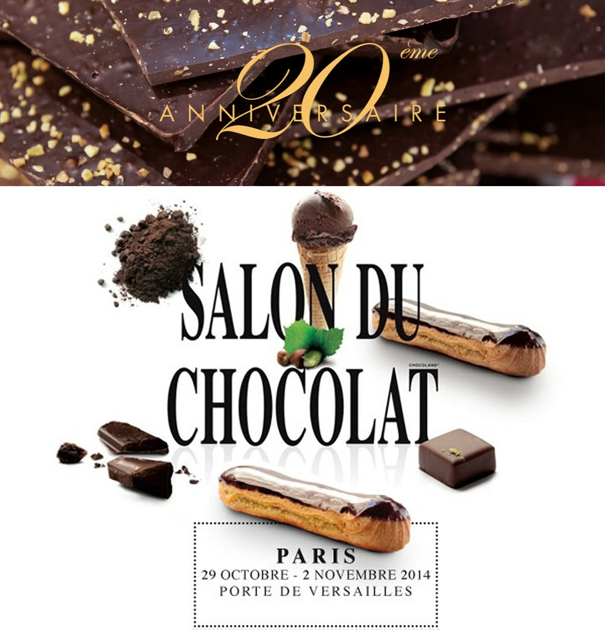 breaking news salon du chocolat paris 2014 tablette de chocolat tablettedechoc.com