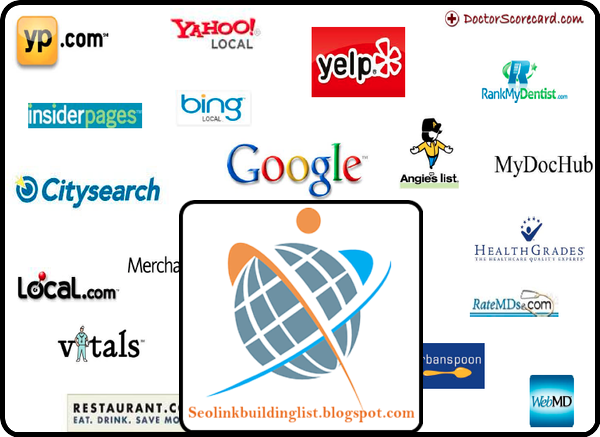 Top High PR Business Review Sites List