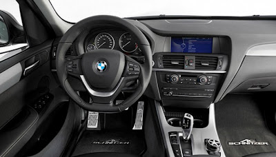 BMW X3 by AC Schnitzer Interior