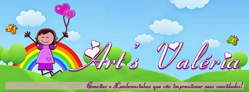 Art's Valéria Convites e Lembrancinhas Personalizados