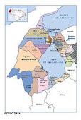 Mapa Estado Zulia