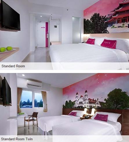 Fave Hotel Semarang Murah Di Tarif Bawah 300 Ribu