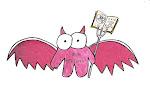 Mascota biblioteca
