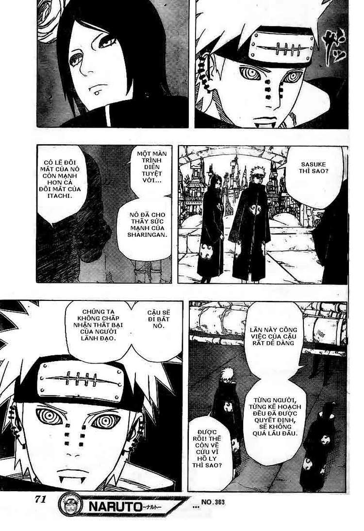 Naruto - Chapter 363 - Pic 17