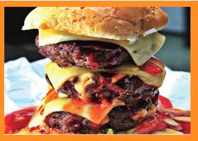 Burger Bakar In Malaysia 2