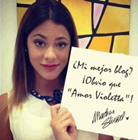 ♥Martina con el blog♥