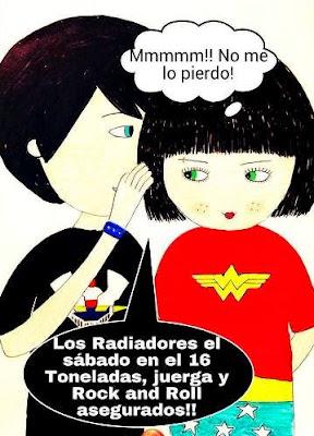 Al calor de LOS RADIADORES (16 Toneladas, 16-5-2015) 5