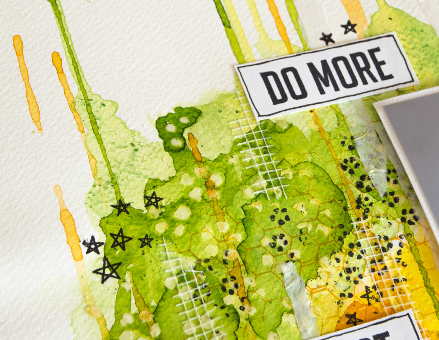 Scrapbooking layout for 123 Get Scrappy August challenge.