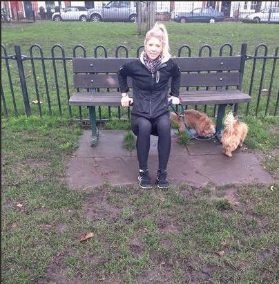 treino com cão
