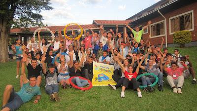 Encontro reúne 50 jovens missionários no Paraná