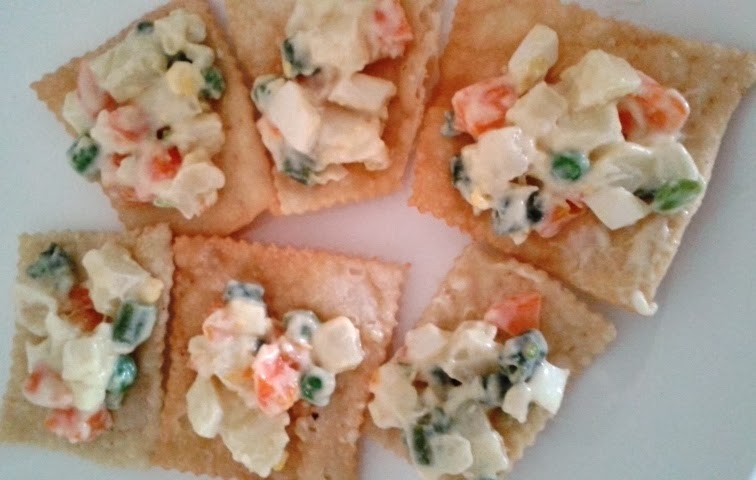 how to make fish crackers at home