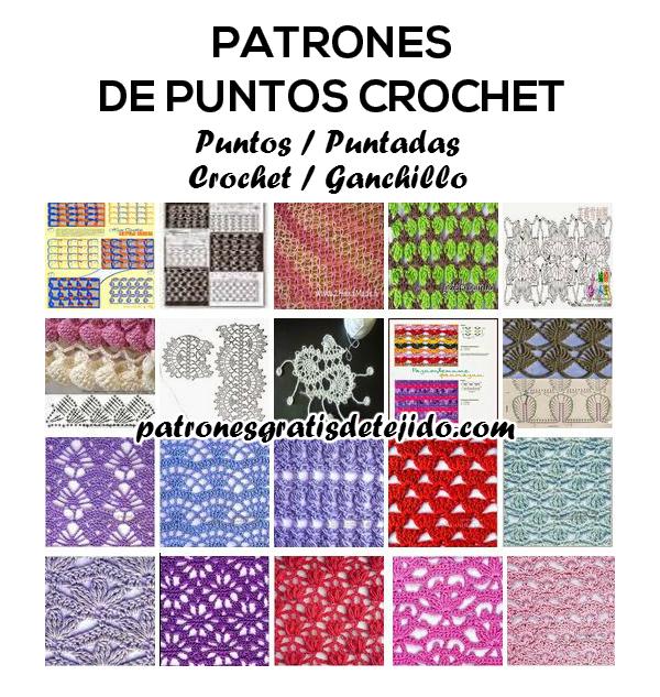 PATRONES DE PUNTOS PARA DESCARGAR GRATIS