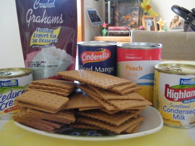Different Graham Cake Recipe