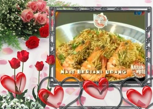 Ketuk Ketuk Ramadan Shuk Balas, Tesco Seberang Jaya, - Ayam goreng pedas, Nasi Beriani Udang
