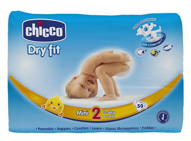 Brand New DryFit Nappies from Chicco