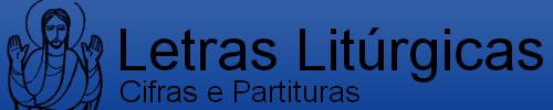 Cifras e Partituras Litúrgicas