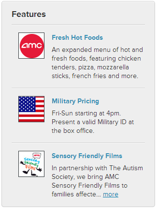 discounts amp deals 4 military movie theaters