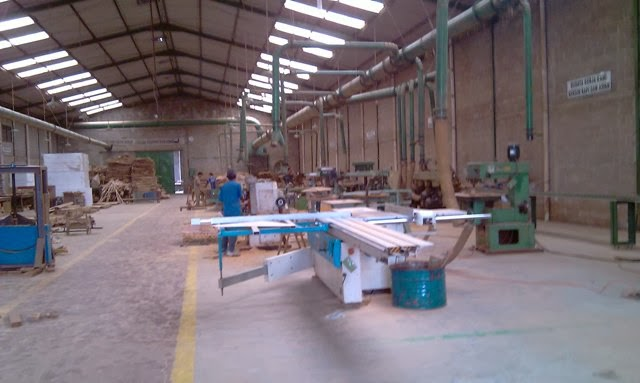 woodworking industry