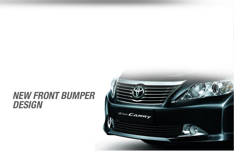 Camry Mobil Hybrid Terbaik Indonesia
