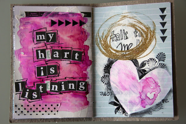 Crafts. reto 12 SODAlius Art Journal