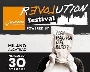 Festival interculturale itinerante Hai paura del buio? a Milano il 30 ottobre 2013