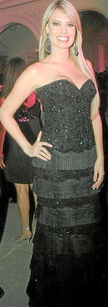 Modelo Laura Huarcayo