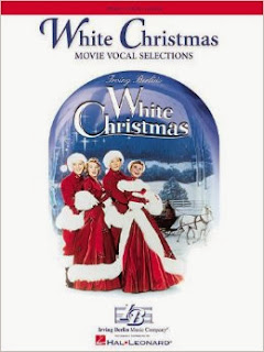White Christmas Movie Vocal Selections Piano Vocal Guitar Songbook