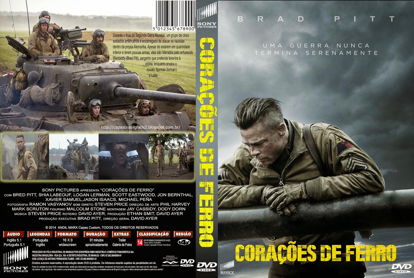 Download Corações de Ferro BDRip XviD Dual Áudio Cora C3 A7 C3 B5es 2BDe 2BFerro 2B02