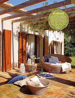 Missjardin ideas decorar jardines balcones terrazas for Revista decoracion mi casa