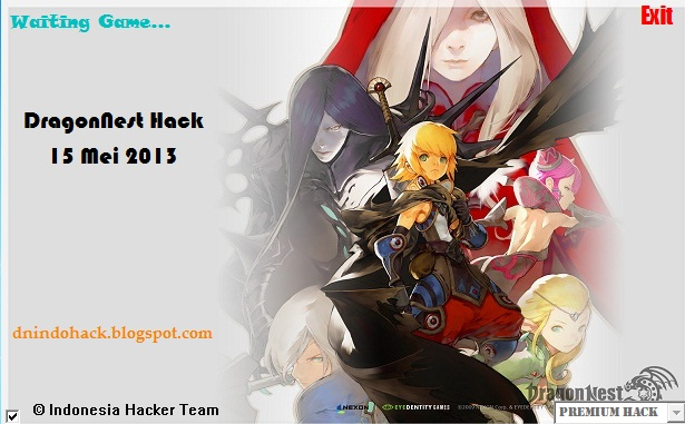 Cheat Dragon Nest Indonesia 15 Mei 2013