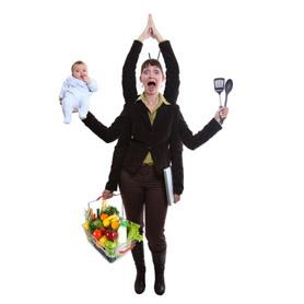 Inilah Alasan Bagi Ibu Stop Multitasking, 4 Alasan untuk Ibu Stop Multitasking