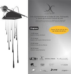 Exposiciones del TERCER TRIMESTRE de 2011
