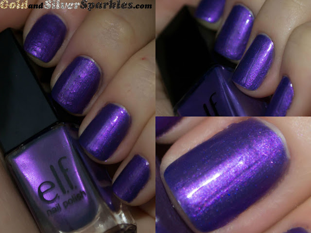 e.l.f., nail polish, nail polish set, metal, metal madness