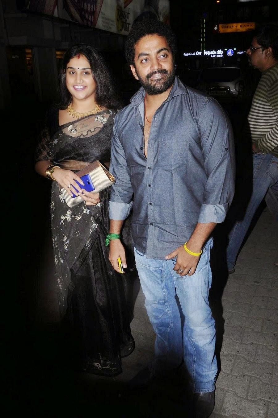 Pin Vanitha Vijayakumar Hot Saree Pics New Movie Genuardis ...
